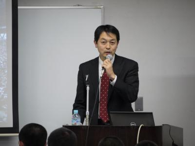公開講演会『地域活性化とスポーツマネージメント』