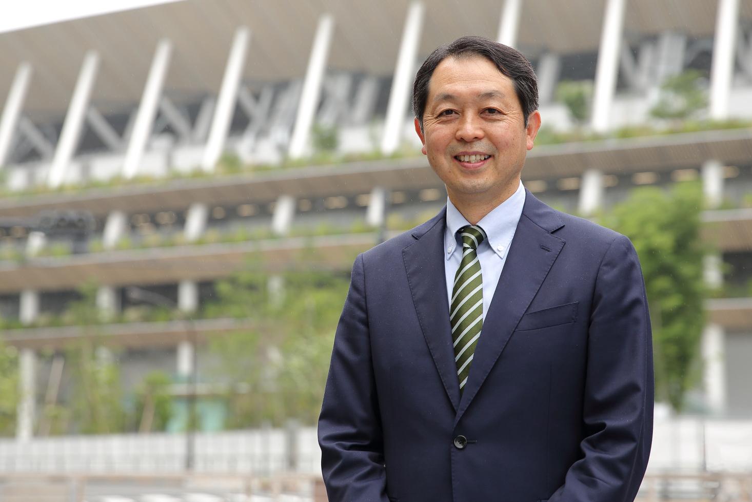 株式会社マグノリア・スポーツマネジメント 代表取締役 森 貴信